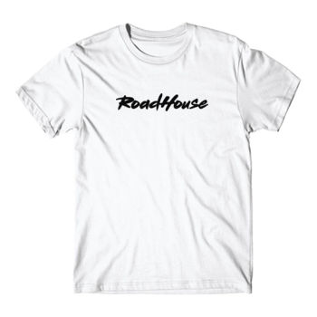 ROADHOUSE - Short Sleeve T-shirt - White Thumbnail